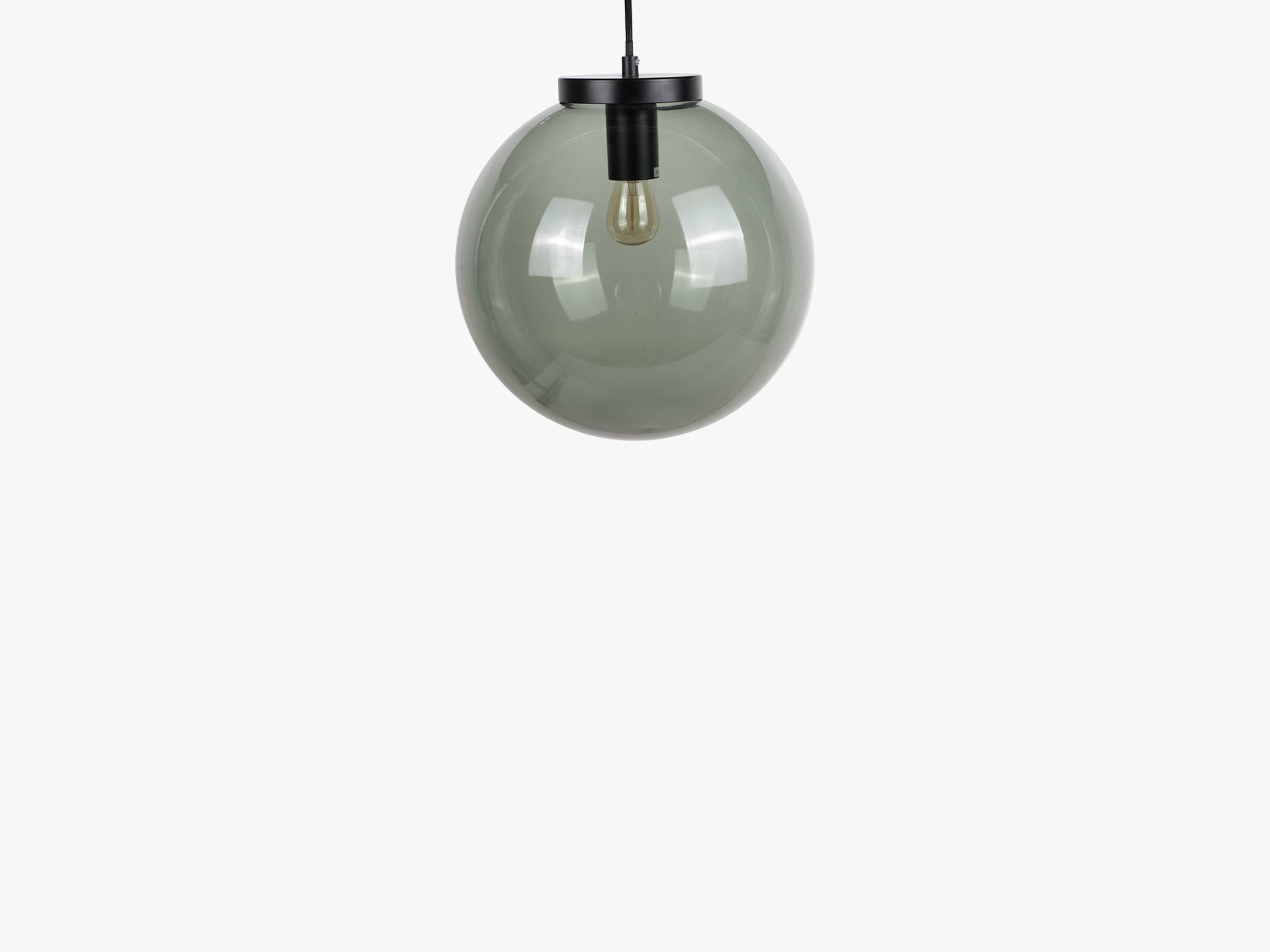 Ball Pendant Lamp, Green fra Specktrum