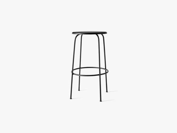 Afteroom Bar Stool, Black fra Menu