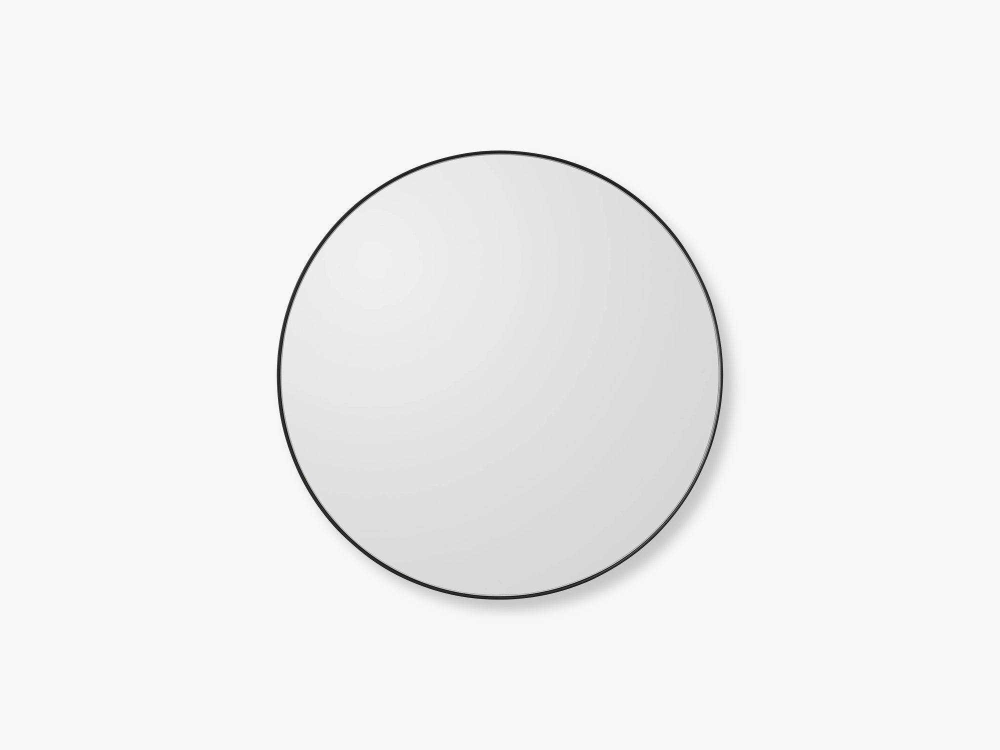 CIRCUM mirror, Clear/Black fra AYTM