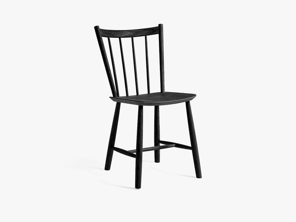 J41 Chair, black fra HAY