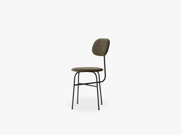 Afteroom Dining Chair Plus, Black/City Velvet CA 7832/078 fra Menu