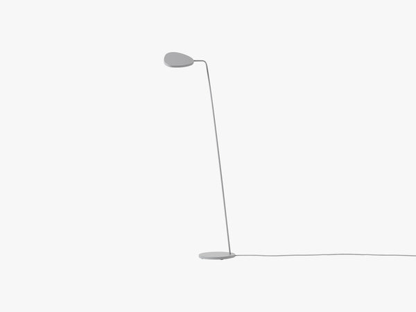 Leaf Floor Lamp, Grey fra Muuto