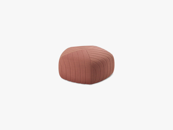 Five Pouf / Small, Tangerine - Remix 632 fra Muuto