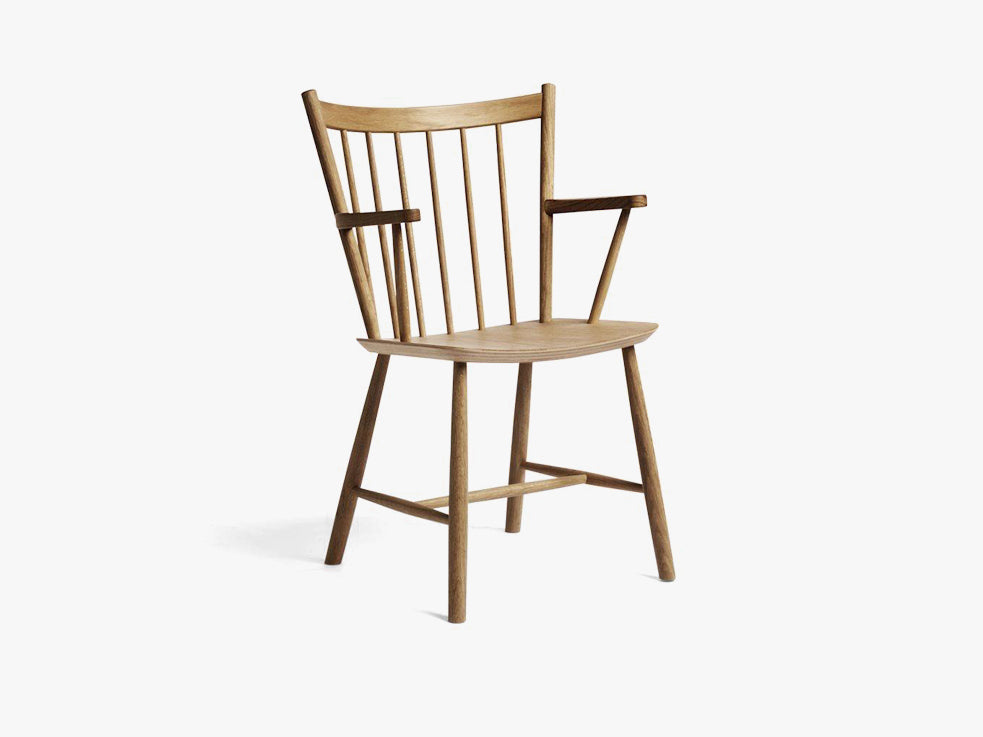 J42 Chair, nature fra HAY