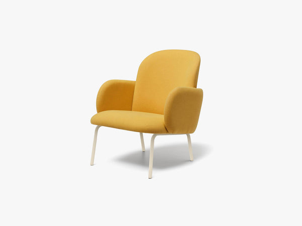 Dost Chair, Yellow fra Puik
