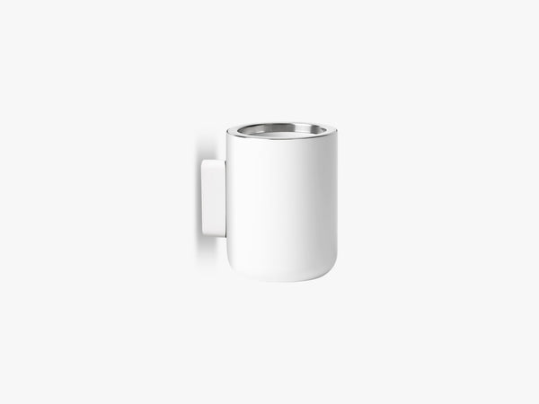 Toothbrush Holder - Wall, White fra Menu