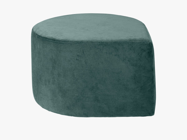 Stilla Pouf, Dusty Blue fra AYTM