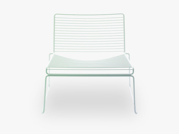 HEE Lounge Chair, White fra HAY