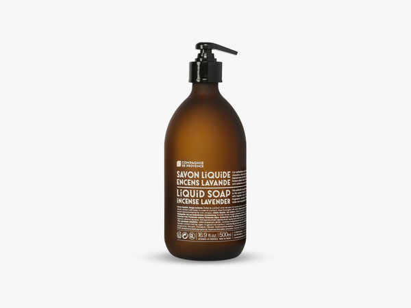 VO Liquid Soap 500ml, Incense Lavender fra Savon De Marseille