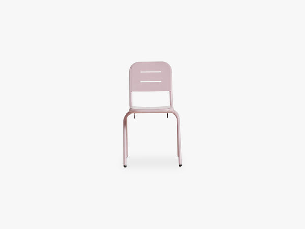 Ray Café chair, Rose Pink fra WOUD