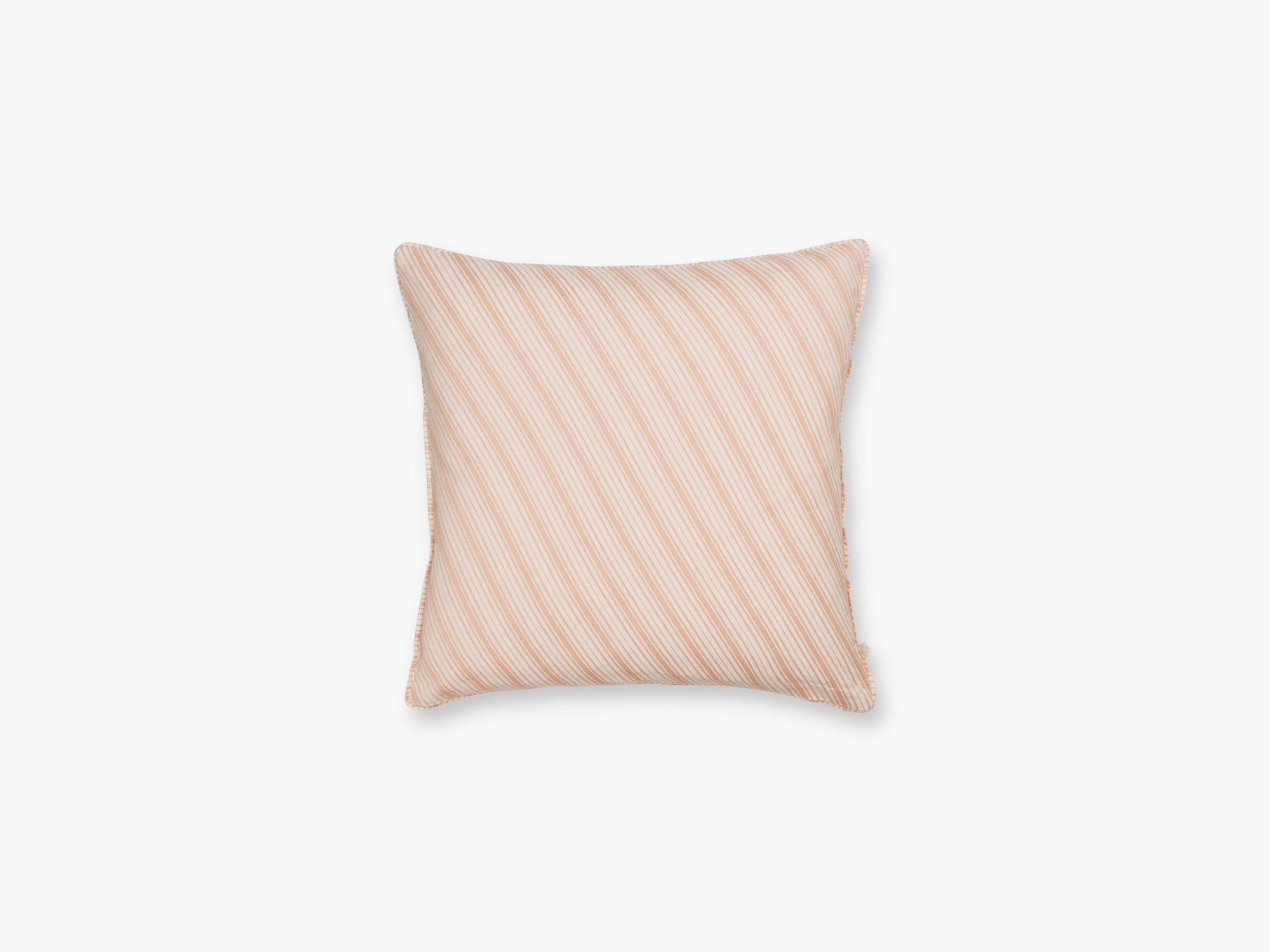 Pillow Dobby Striped 50x50, mix cameo fra Aiayu