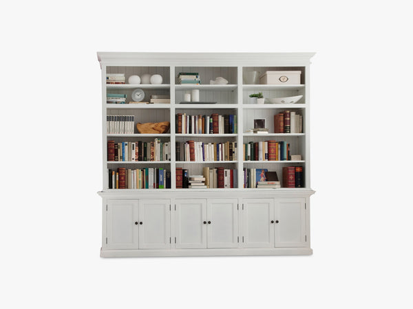Triple - Bay Hutch Unit fra NovaSolo