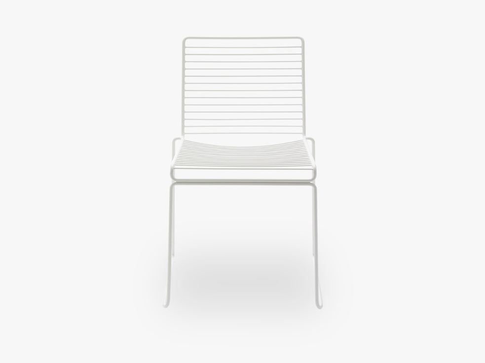HEE Dining Chair, White fra HAY
