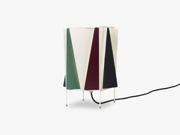 B-4 Table Lamp, Italian Green Semi Matt fra GUBI