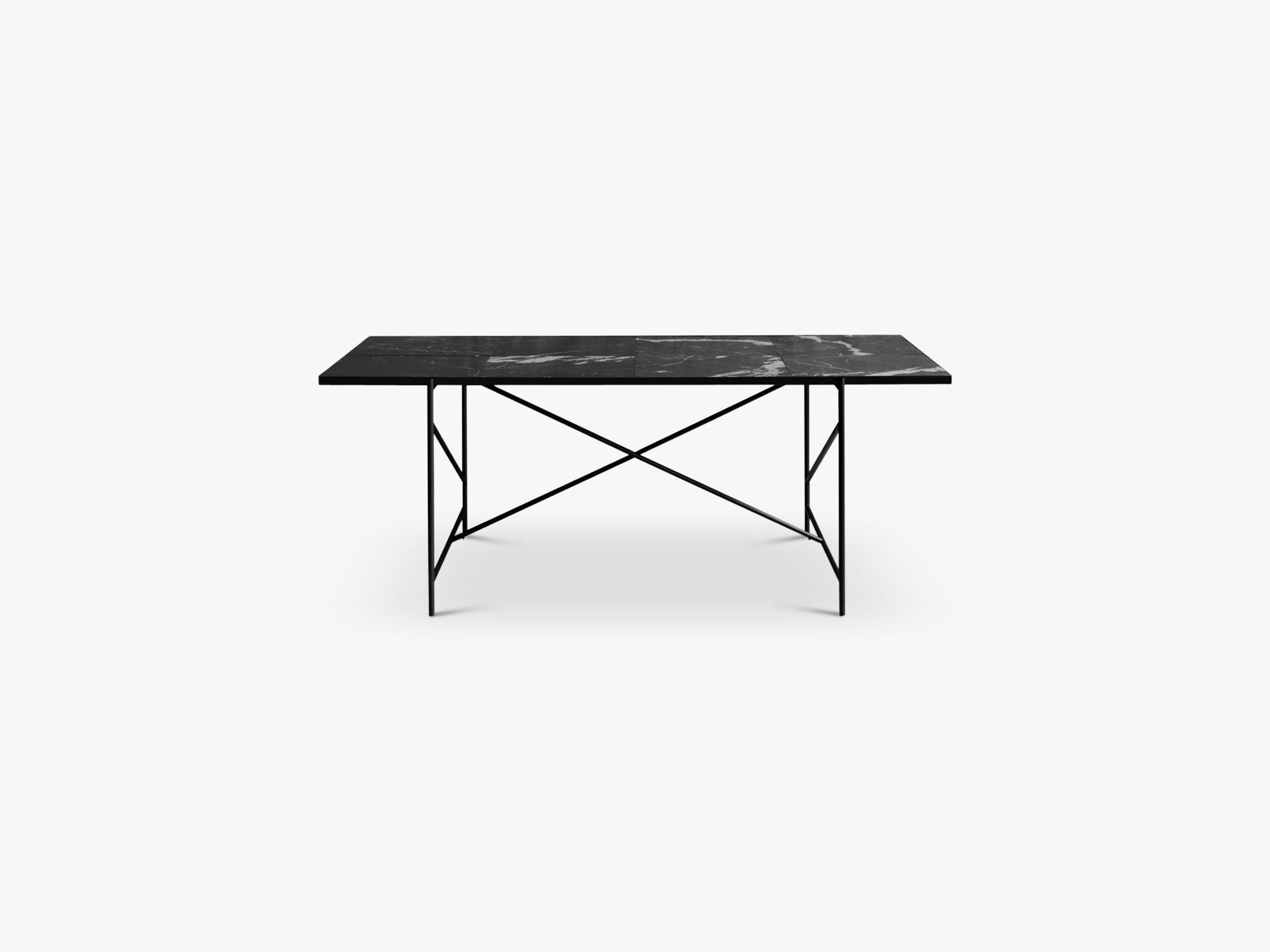 Dining Table, B185, Black fra Handvärk
