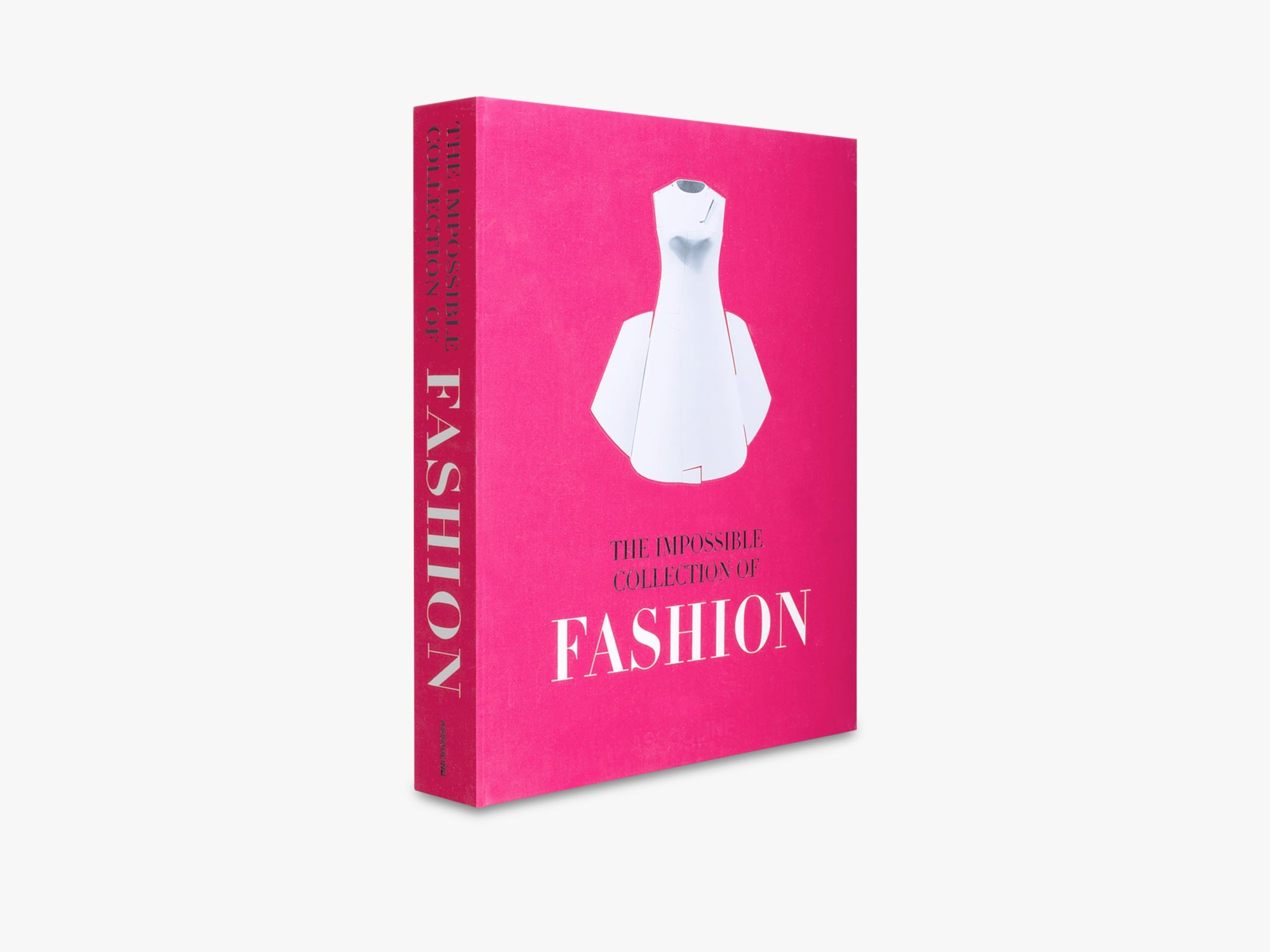 The Impossible Collection of Fashion fra Assouline