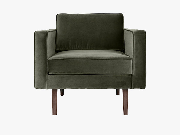 Armchair Wind, Grape Leaf fra Broste Copenhagen