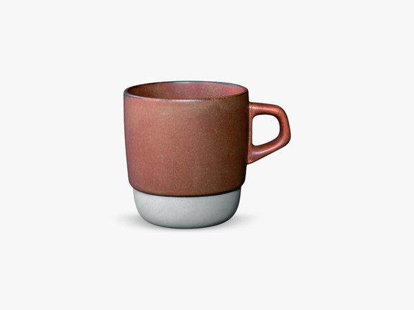 SCS stacking mug, orange fra KINTO