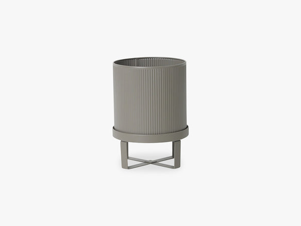 Bau Pot Small, Warm Grey fra Ferm Living