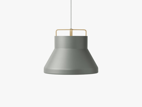 Voyage Pendant M2, Ø58 Dusty Green/Oak fra MILLION