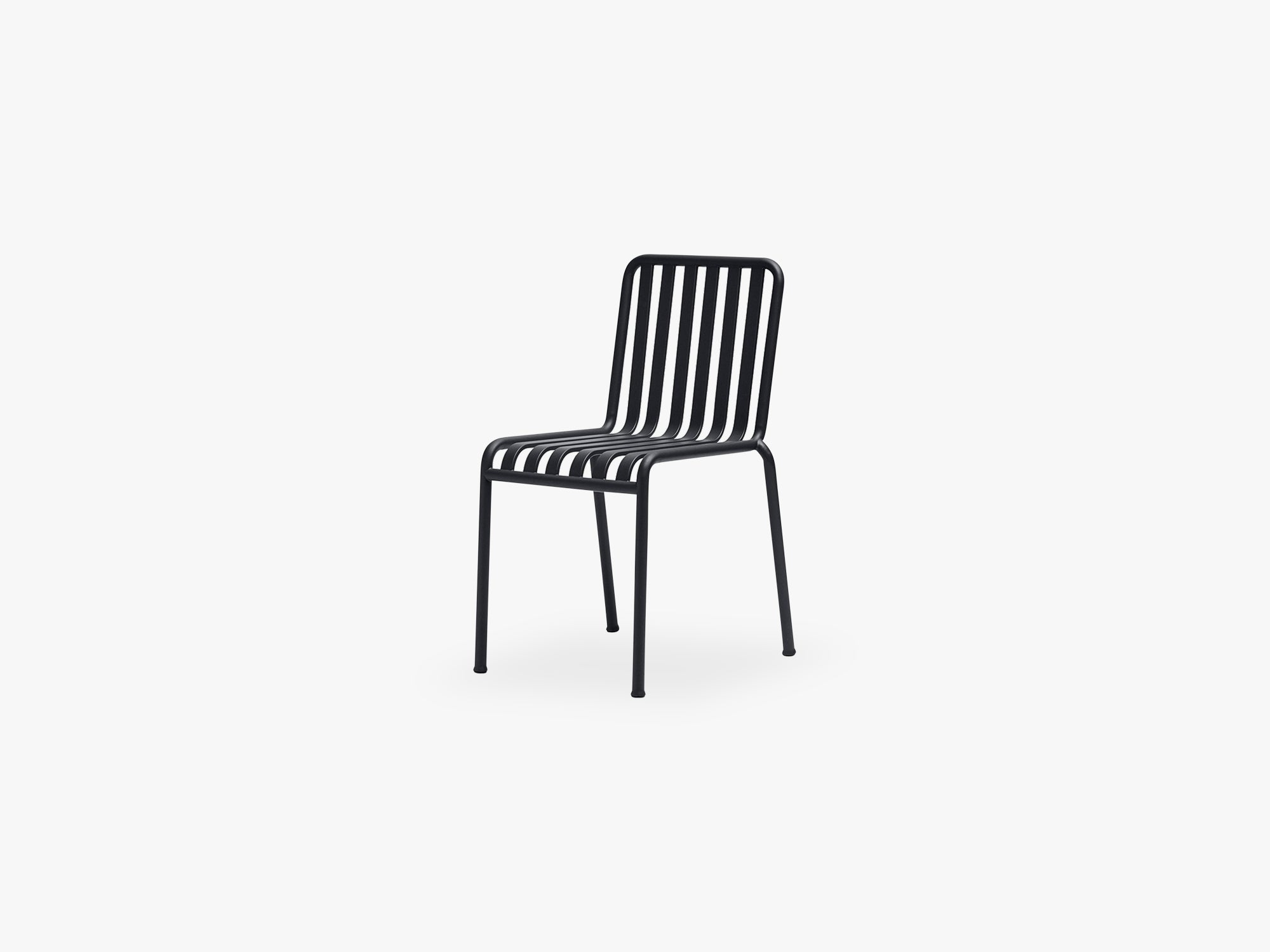 Picture of: Palissade Chair Anthracite Havemobler Fra Hay