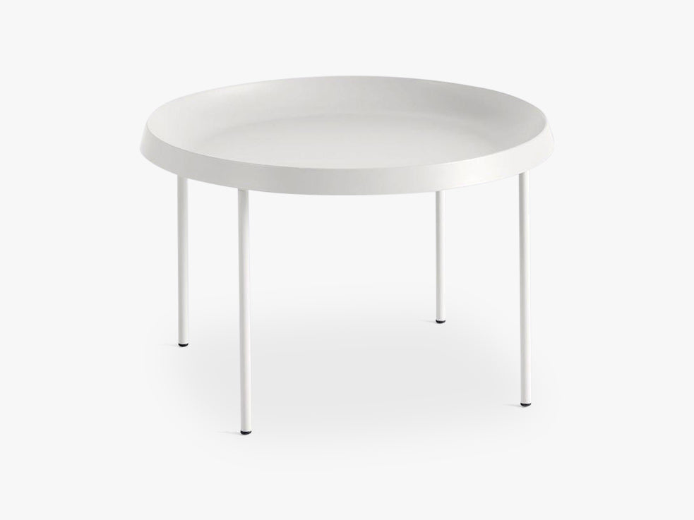 Tulou Coffee Table, Off White fra HAY