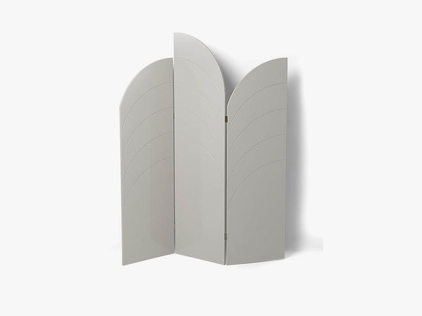 Unfold Room Divider, Grey fra Ferm Living