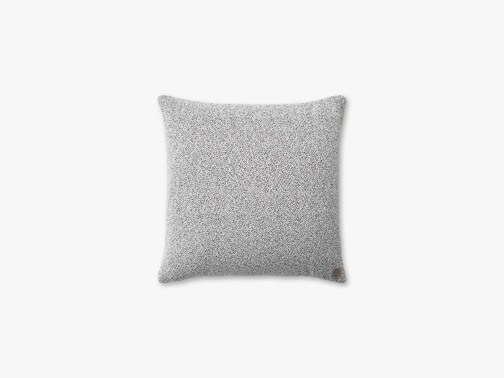 Collect Cushion SC28 - 50x50, Ivory&Granite Boucle fra &tradition