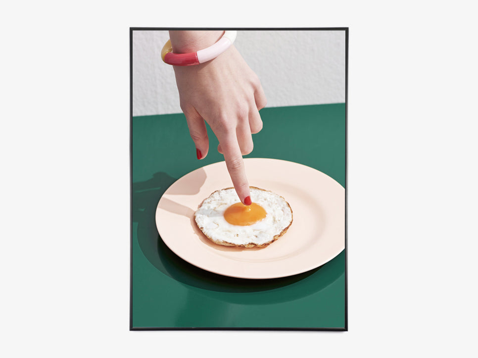Fried Egg fra Paper Collective