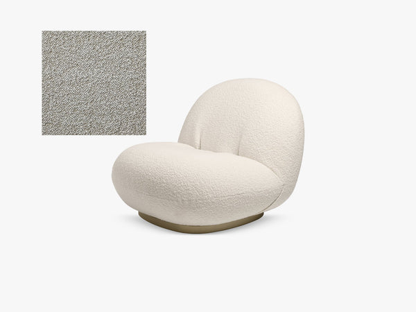 Pacha Lounge Chair - Perla 004, Karakorum fra GUBI