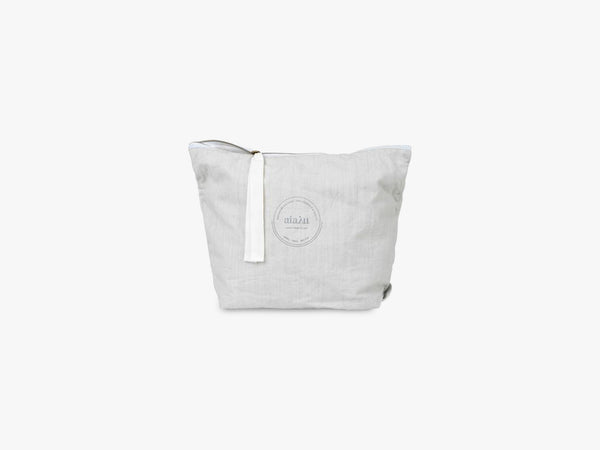 Pouch Cotton Slub, Water fra Aiayu