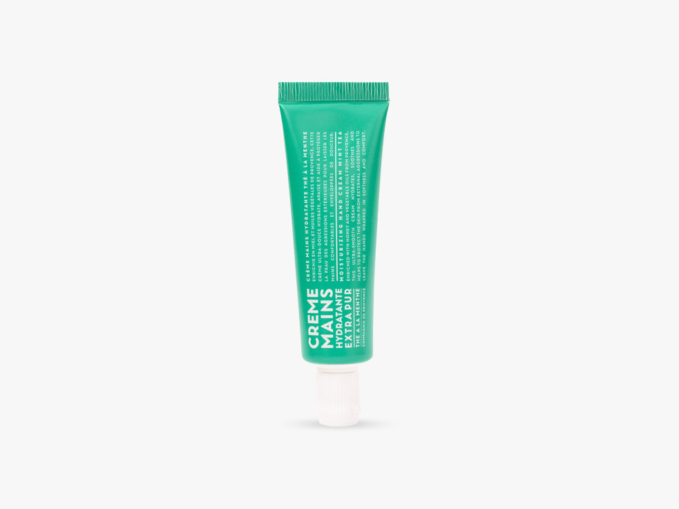 EP Hand Cream 30ml, Mint Tea fra Savon De Marseille
