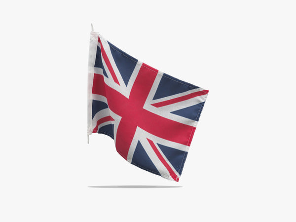 Welcome Flag UK fra SKAGERAK