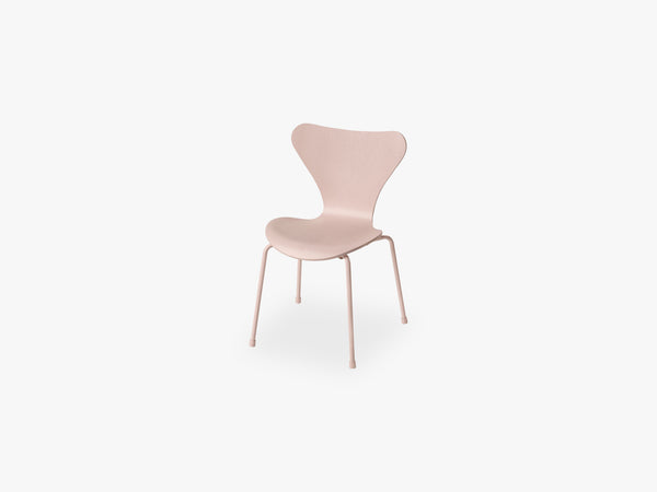 Series 7 Children Chair, Rose Monochrome fra Fritz Hansen