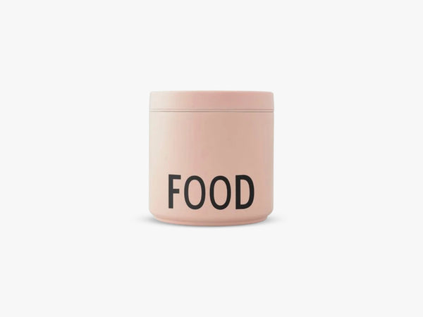 Thermo Lunch Box Large, Nude Food fra Design Letters