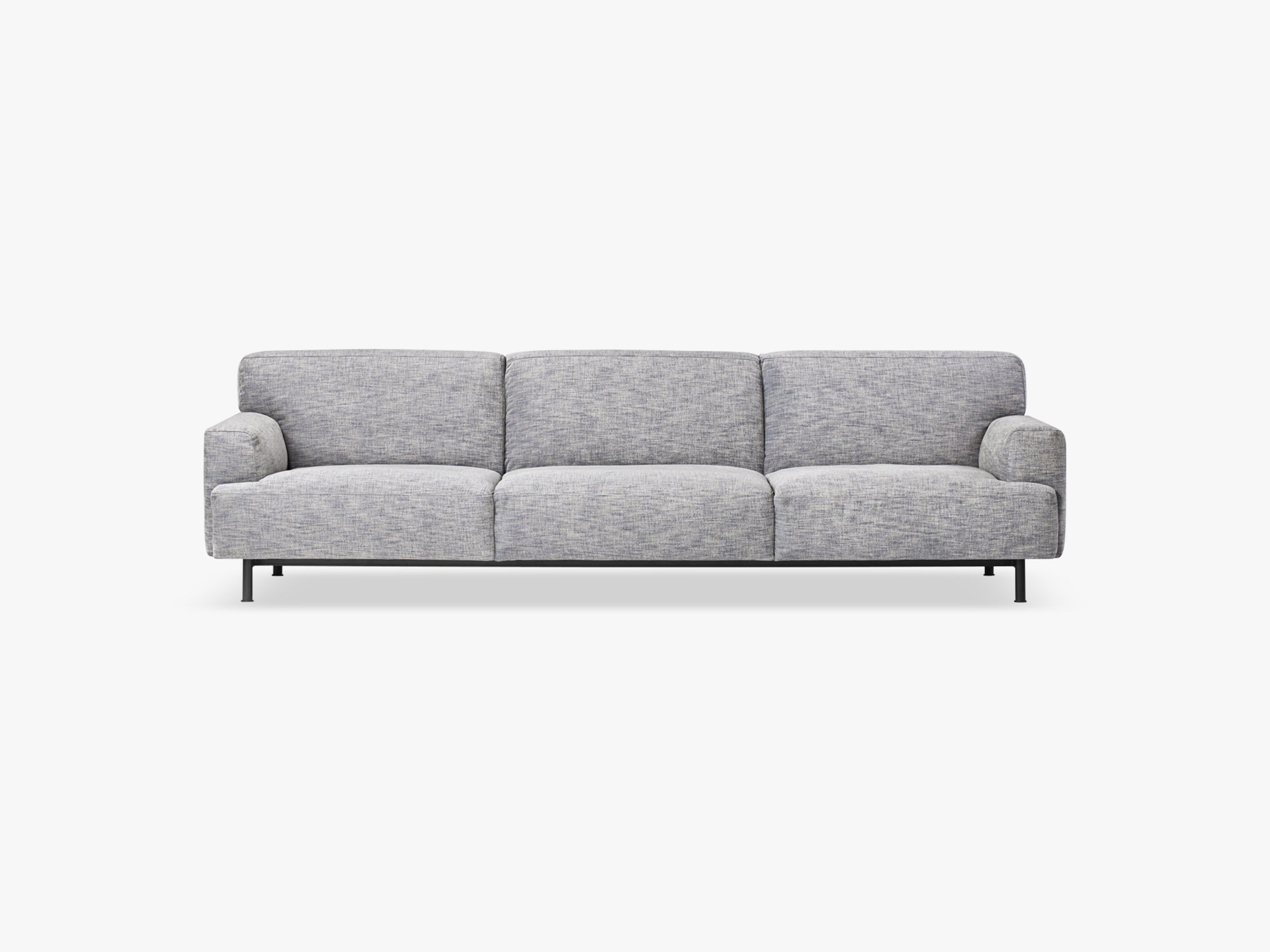 Plenty Sofa/4 Seater, Maple Viscose Fabric fra MILLION