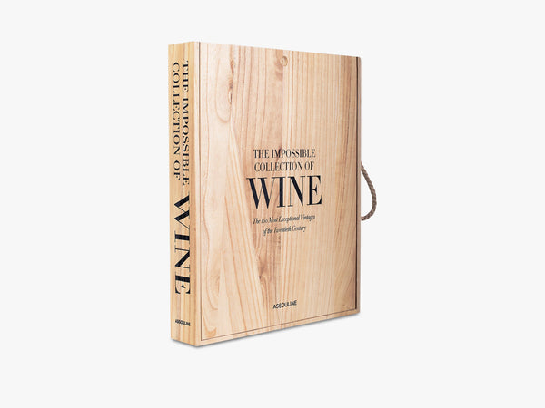 The Impossible Collection of Wine fra Assouline