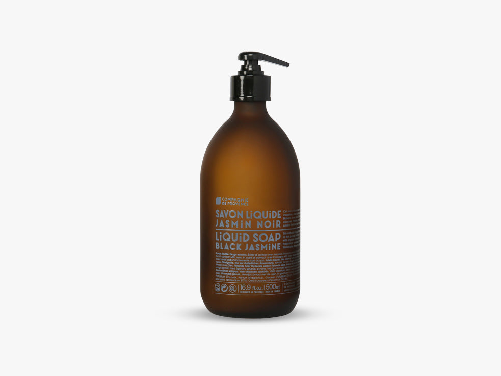 VO Liquid Soap 500ml, Black Jasmine fra Savon De Marseille