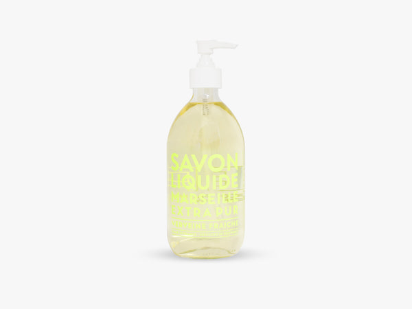 EP Liquid Soap 500ml, Fresh Verbena fra Savon De Marseille