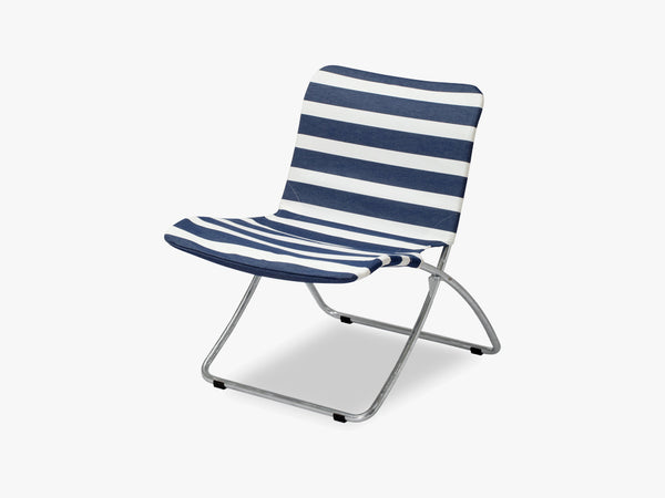 Lise Sunchair, Dark Blue Stripes fra SKAGERAK