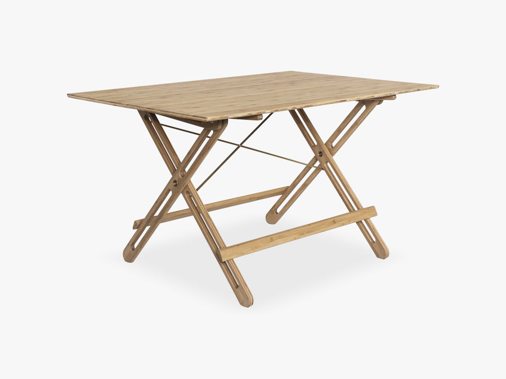 Field Table, Natural bamboo fra We Do Wood