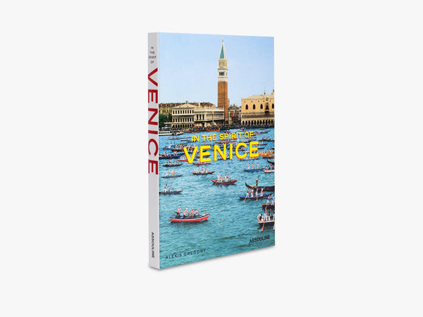 In the Spirit of Venice fra Assouline
