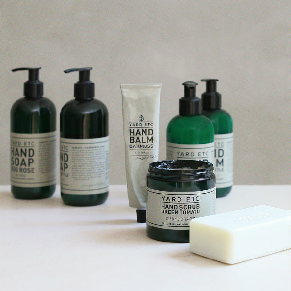 Hand balm - 250ml, Green Tomato fra Yard Etc