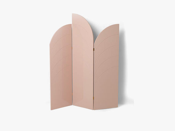 Unfold Room Divider, Rose fra Ferm Living