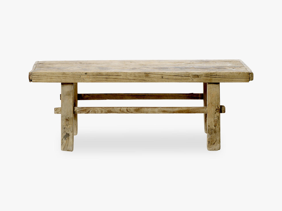 Forrest Coffee Table, Elm Wood, Nature fra Bloomingville