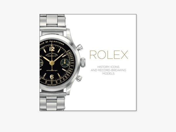 Rolex - History, Icons and Record-Breaking Models fra NEW MAGS