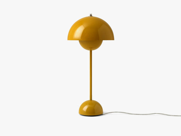 Flowerpot Table Lamp - VP3, mustard fra &tradition