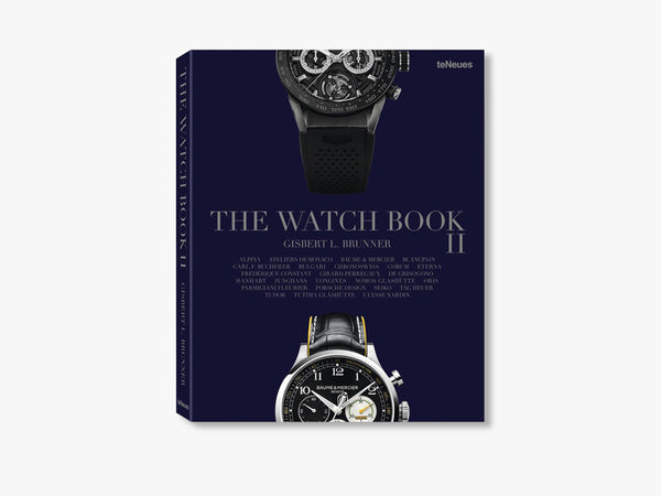 The Watch Book II fra NEW MAGS