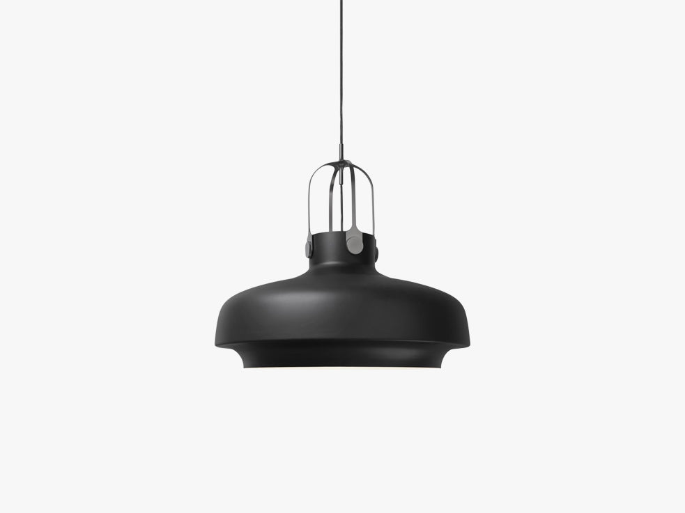 Copenhagen Pendant - SC8, Matt Black fra &tradition