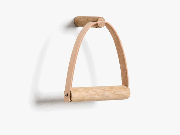 Toilet Paper Holder, Nature fra By Wirth